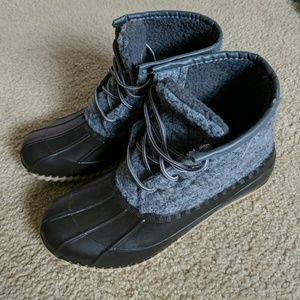Maurices duck boots